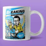 Breaking Breakfast - kubek