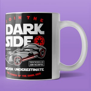 Join The Darkside - kubek