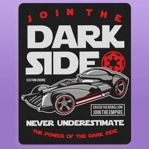 Join The Darkside - podkładka pod myszkę XL