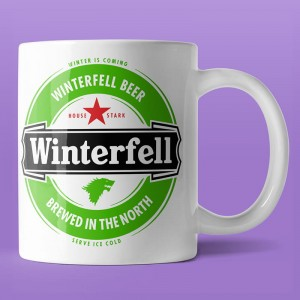 Winterfell Beer - kubek