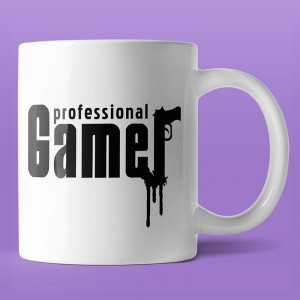 Professional Gamer - kubek